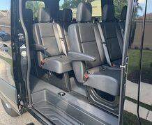 2021 Mercedes Sprinter 11 passengers