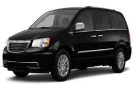Town & Country Mini Van