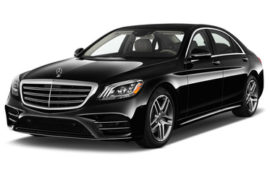 Mercedes S550 Ultimate Luxury