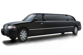 Lincoln Black Stretch Limousine