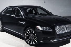 Lincoln Continental Luxury